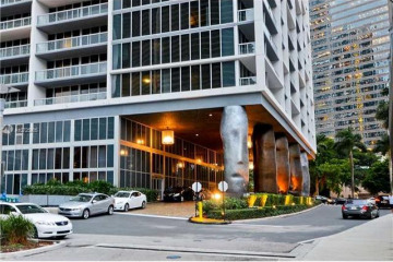 Home for Rent at 485 Brickell Ave #2104, Miami FL 33131