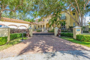Home for Sale at 1410 Tagus Ave, Coral Gables FL 33156