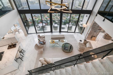 Home for Sale at 18555 Collins Ave #4204, Sunny Isles Beach FL 33160