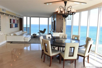 Home for Sale at 17555 Collins Ave #2401, Sunny Isles Beach FL 33160