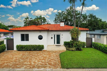 Home for Sale at 3524 SW 3rd Ave, Miami FL 33145