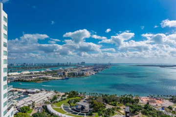 Home for Rent at 253 NE 2nd St #3402/03, Miami FL 33132
