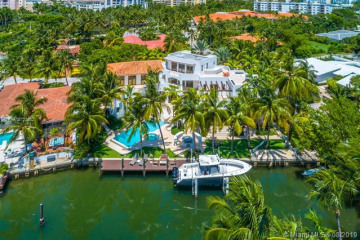 Home for Sale at 100 Island Drive, Key Biscayne FL 33149