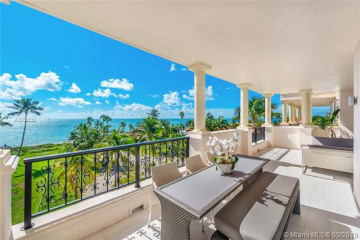 Home for Sale at 19243 Fisher Island Dr #19243, Miami Beach FL 33109