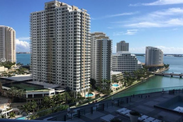 Home for Rent at 465 Brickell Ave #1705, Miami FL 33131