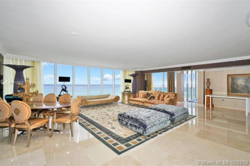 Home for Sale at 18911 Collins Ave #3201, Sunny Isles Beach FL 33160