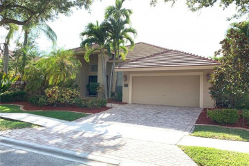 Home for Rent at 2663 Nelson Ct, Weston FL 33332