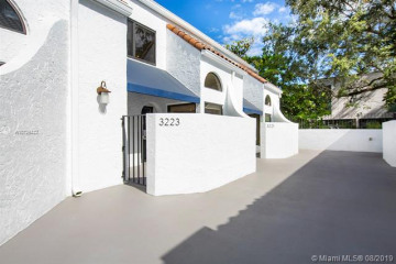 Home for Sale at 3223 Mary St #10, Miami FL 33133