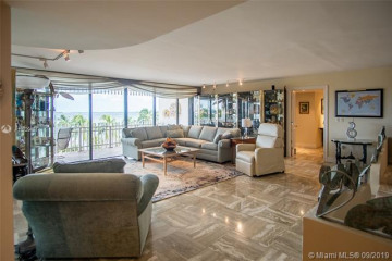 Home for Sale at 3 Grove Isle Dr #C505/03, Coconut Grove FL 33133