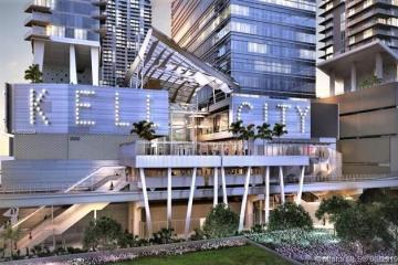 Home for Sale at 68 SE 6 St #1804, Miami FL 33131