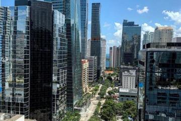 Home for Sale at 1060 Brickell Av #2207, Miami FL 33131