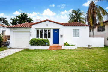 Home for Rent at 9049 Carlyle Ave, Surfside FL 33154