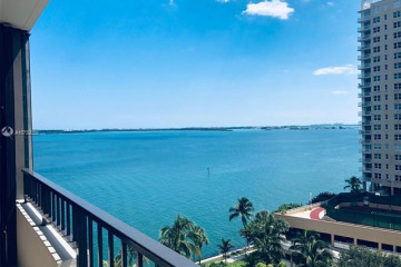 Home for Sale at 520 Brickell Key Drive #A1005, Miami FL 33131