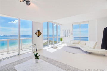 Home for Sale at 50 S Pointe Dr #1902-03, Miami Beach FL 33139