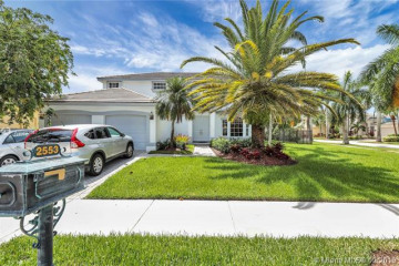 Home for Rent at 2553 Jardin Ter, Weston FL 33327