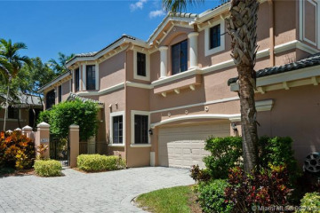 Home for Sale at 2672 Center Ct Dr #1-35, Weston FL 33332