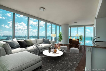 Home for Sale at 888 Biscayne Blvd #5008, Miami FL 33132
