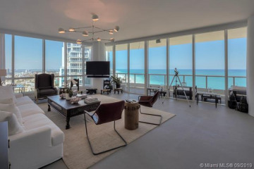 Home for Rent at 100 S Pointe Dr #3106, Miami Beach FL 33139