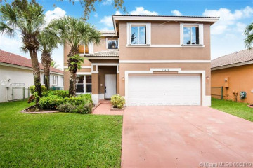 Home for Sale at 13419 SW 24th St, Miramar FL 33027