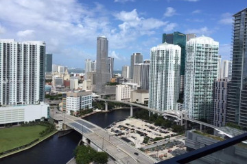Home for Sale at 88 SW 7 St #2412, Miami FL 33131