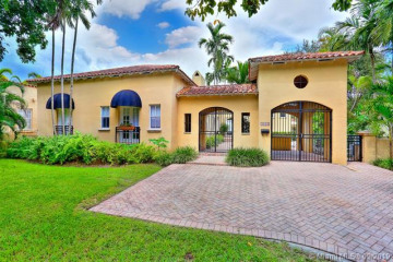 Home for Rent at 1510 Capri St, Coral Gables FL 33134