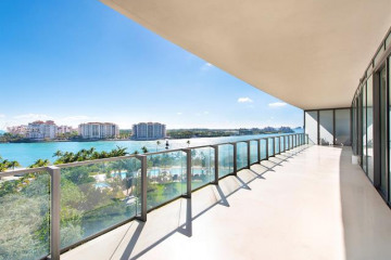 Home for Sale at 800 S Pointe Dr #801, Miami Beach FL 33139