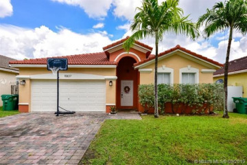 Home for Sale at 10837 SW 246th St, Homestead FL 33032