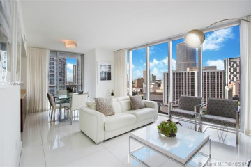 Home for Rent at 485 Brickell Ave #2004, Miami FL 33131