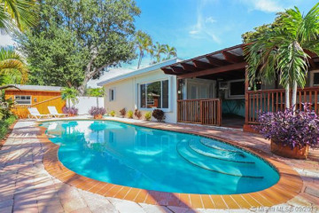 Home for Sale at 470 NW 88 Terrace, El Portal FL 33150