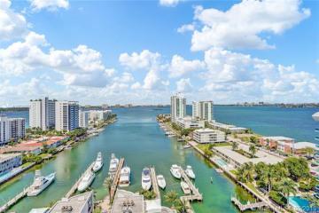 Home for Sale at 7900 Harbor Island Dr #PH2, North Bay Village FL 33141