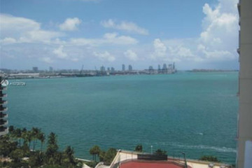 Home for Sale at 770 Claughton Island Dr #1501, Miami FL 33131