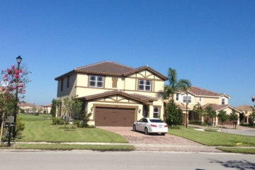 Home for Rent at 8571 Lakeside Bend, Parkland FL 33076