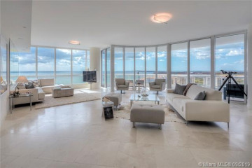 Home for Rent at 100 S Pointe Dr #2104, Miami Beach FL 33139