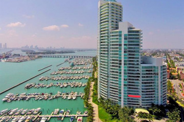 Home for Sale at 1000 S Pointe Dr #504, Miami Beach FL 33139