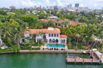 Home for Sale at 2050 N Bay Rd, Miami Beach FL 33140