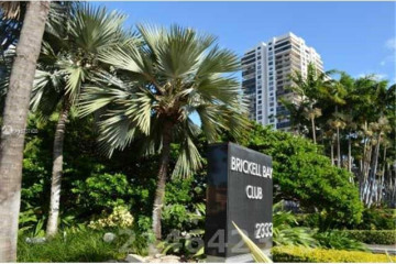 Home for Rent at 2333 Brickell Ave. #1701, Miami FL 33129