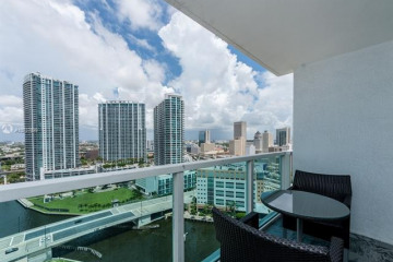 Home for Rent at 31 SE 5 St #2609, Miami FL 33131