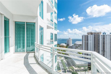 Home for Rent at 900 Brickell Key Blvd #1905, Miami FL 33131