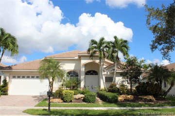Home for Rent at 2644 Miller Ct, Weston FL 33332