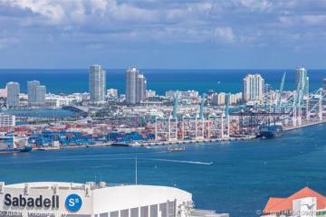 Home for Rent at 1300 S Miami Ave #4810, Miami FL 33130