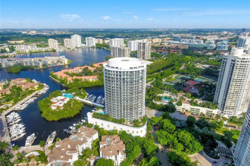 Home for Sale at 4100 Island Blvd #801, Aventura FL 33160