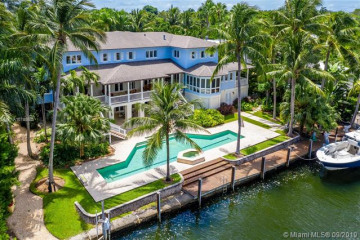 Home for Sale at 3311 S Moorings Way, Miami FL 33133