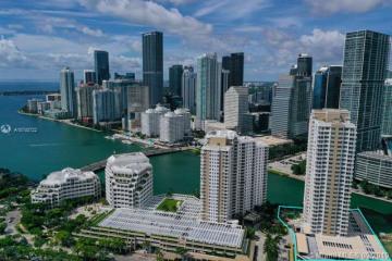 Home for Sale at 801 Brickell Key Blvd #2202, Miami FL 33131