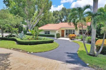 Home for Sale at 9100 N Bayshore Dr, Miami Shores FL 33138