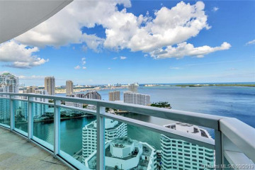 Home for Rent at 950 Brickell Bay Dr #3311, Miami FL 33131