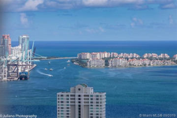 Home for Rent at 45 SW 9th St #4504, Miami FL 33130