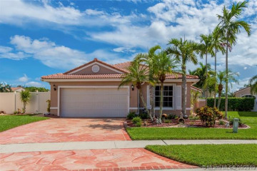 Home for Sale at 18700 NW 12th St, Pembroke Pines FL 33029