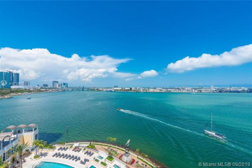 Home for Sale at 808 Brickell Key Dr #1101, Miami FL 33131