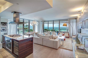 Home for Sale at 3737 Collins #S-401, Miami Beach FL 33140