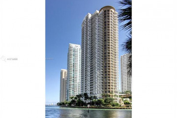 Home for Rent at 901 Brickell Key Blvd #3406, Miami FL 33131